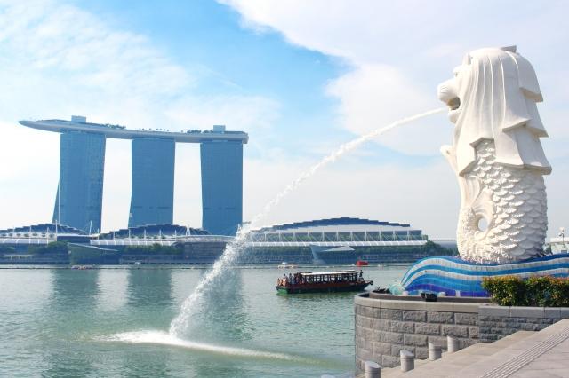 シンガポール出張で受けた衝撃